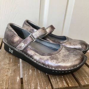 Alegria Belle Iron Lady Mary Janes